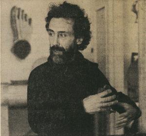 Guido Rocha, Genebra Suiça, abril de 1979.